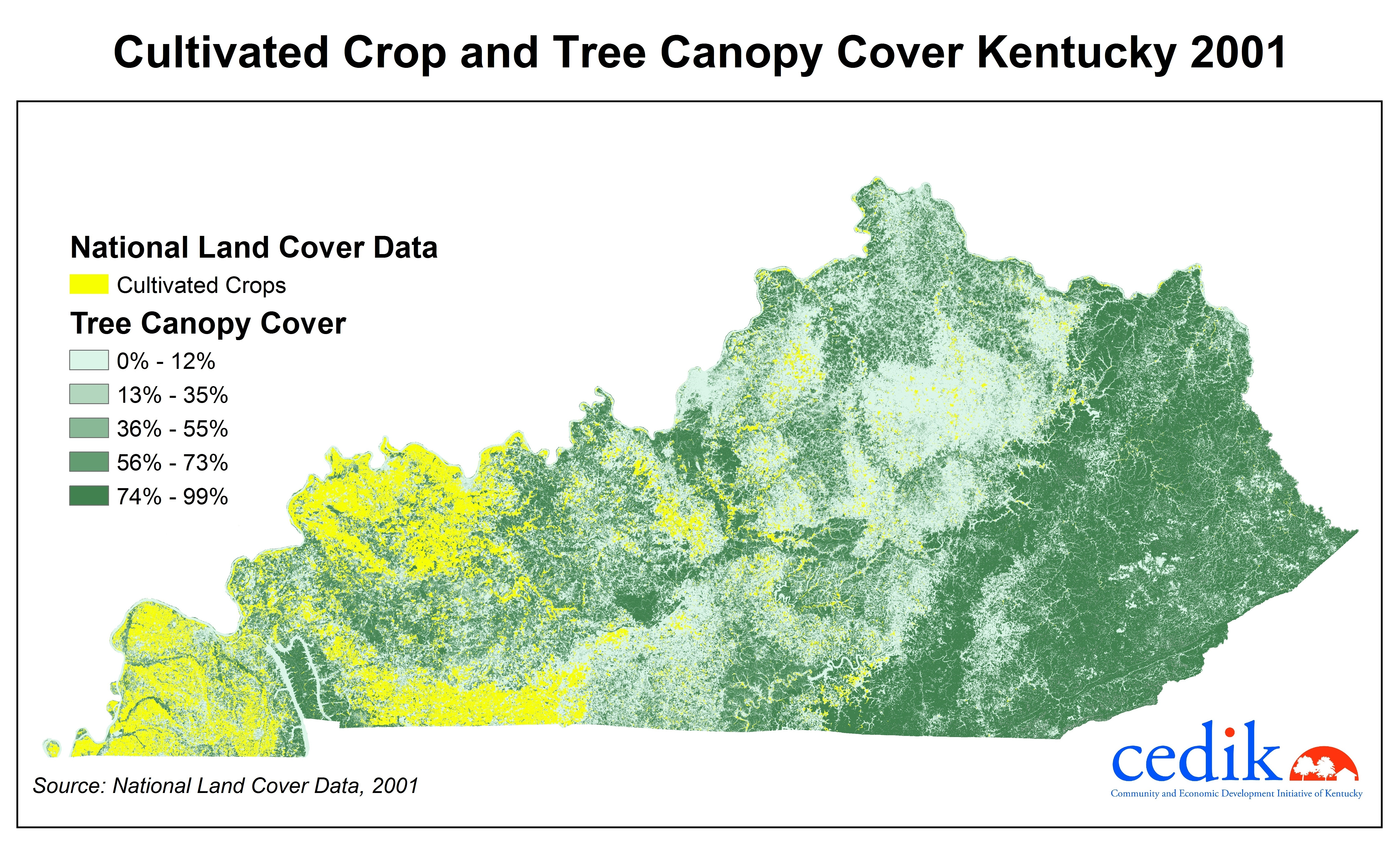 Air Quality In Kentucky Can You Breathe Easy CEDIK Faculty And - Kentucky economic map