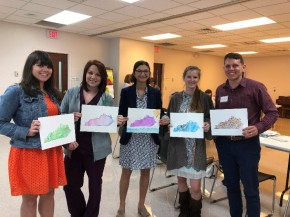 The Art of Working with Others – Using Art to Enhance Health Coalitions and Their Work